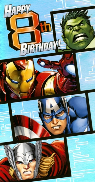 Avengers 8