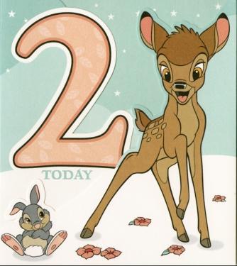 Bambi '2 today'