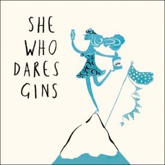 Who dares gins