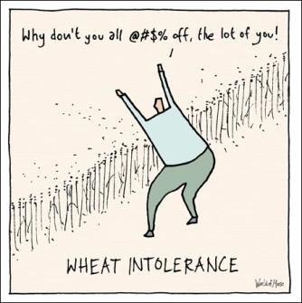 Wheat intolerance