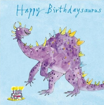 Birthdaysaurus