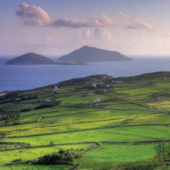Scariff Islands, County Kerry, Ireland