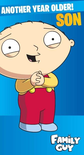 Family Guy Son