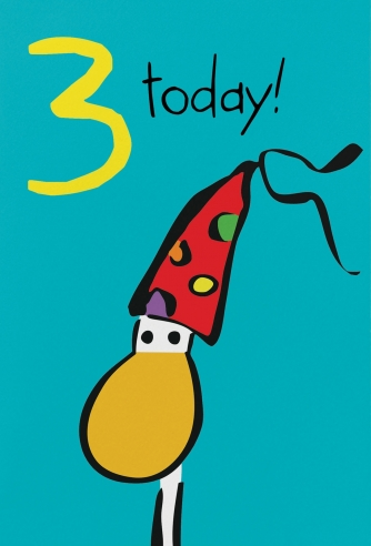 3 today!