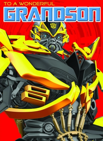 Transformers grandson