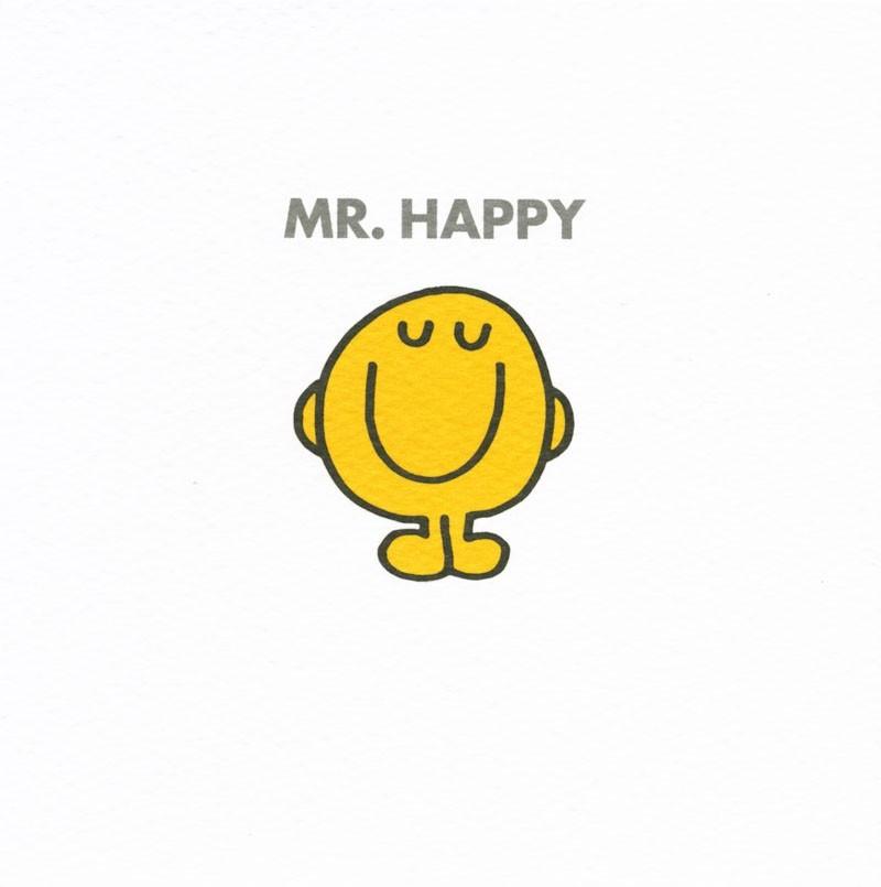 Arthur Lowe - Mr. Happy / Mr. Jelly