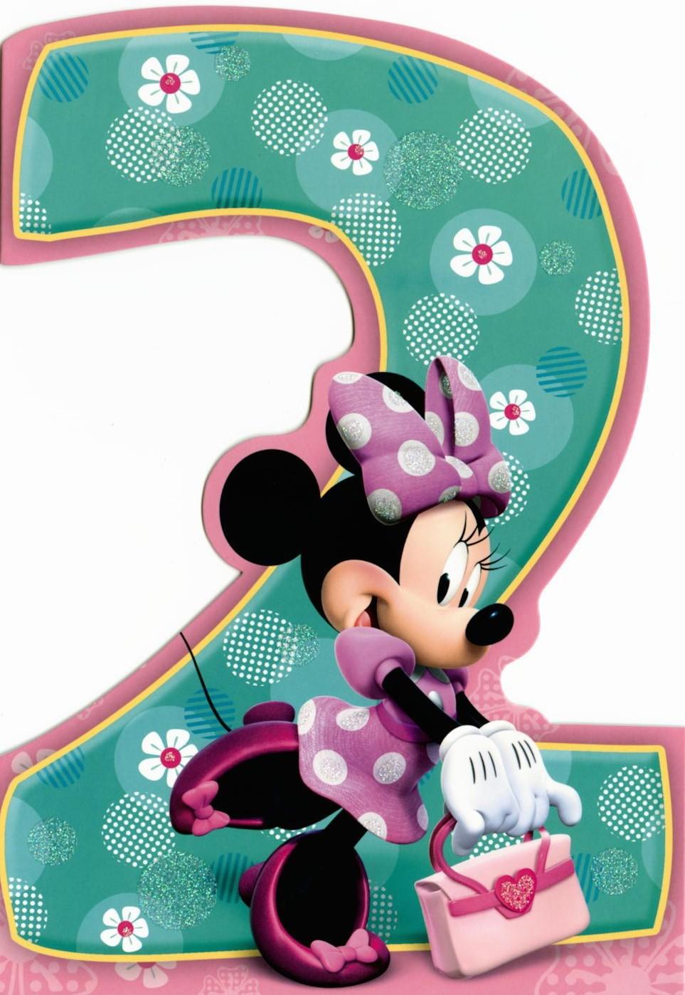 A Disney Birthday Card From Hallmark