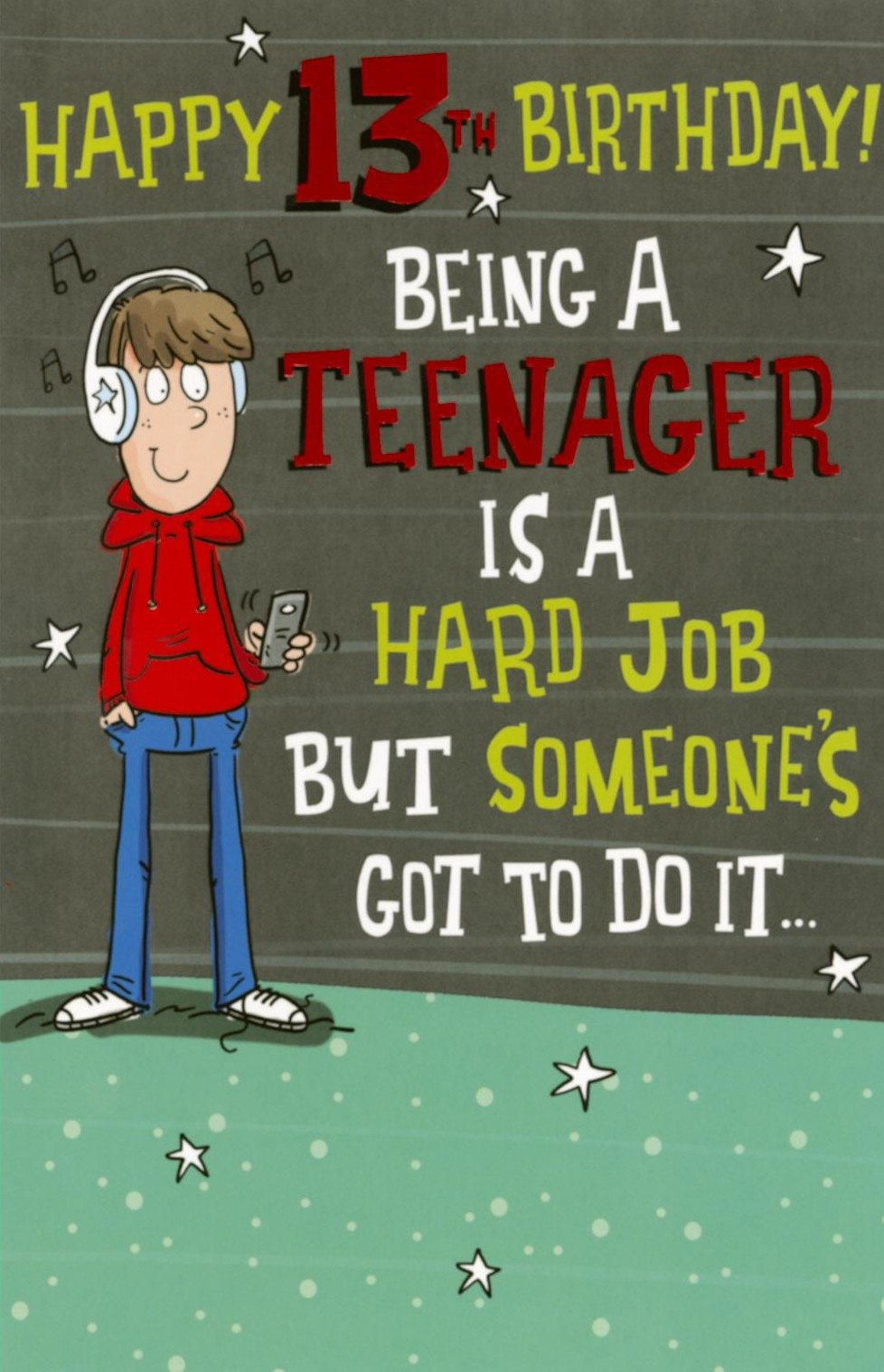 Being A Teenager Is Hard Job