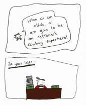 When I am older...