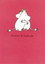 Moomintroll & Snorkmaiden