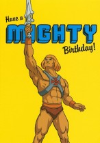 Have a mighty birthday