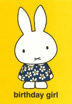Birthday Miffy