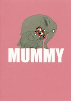 Mummy elephant