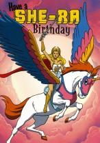 She-Ra Birthday