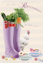 Veggie Wellies