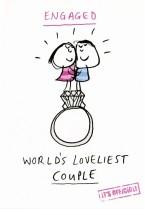 World's loveliest couple