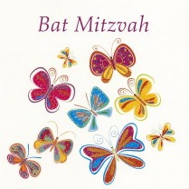 Butterfly Bat Mitzvah