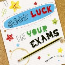 Good luck notes