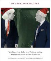 Christmas grudge!