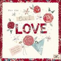 For the one I love