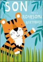 Roarsome birthday