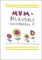 Mum-believable