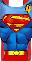 Superman 4th birthday