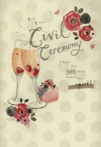 For your Civil Ceremony