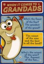 When it comes to Grandads…