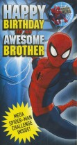 Spiderman Brother