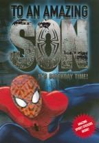Spiderman Son