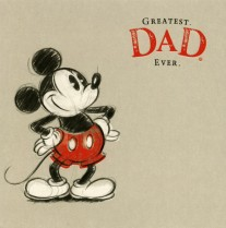 Mickey Mouse Dad