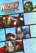 Avengers Nephew