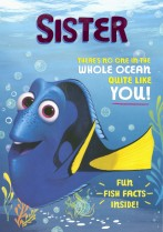 Finding Dory Sister