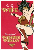 Wonder Woman Wife
