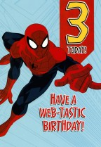Spiderman '3 Today'