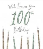 On your 100th