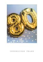 Incredible years 80