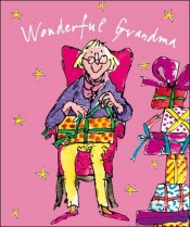 Wonderful Grandma