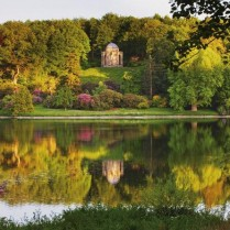 Temple of Apollo, Stourhead, Wiltshire