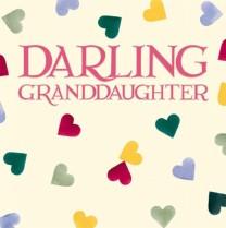 Darling Granddaughter