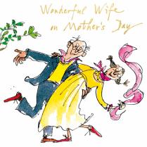 Wonderful wife