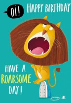 Roarsome day
