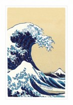 Under the wave of Kanagawa