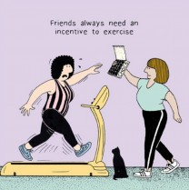 Running incentive