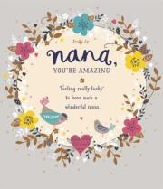 Nana you're amazing