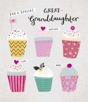 A special Great-granddaughter