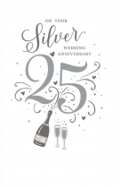 On Your Silver Anniversary