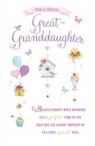 For a special Great-granddaughter