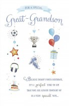 For a special Great-grandson